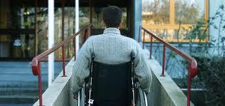 un peu plus de la moitié des écoles sont accessibles aux handicapés