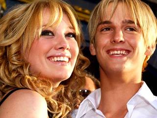 Aaron et Hilary il y a 14 ans