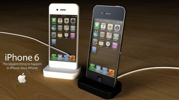 Encore des rumeurs sur l'iPhone 6