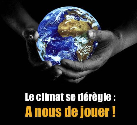 Il faut agir contre le réchauffement climatique qui ne fait que s'empirer