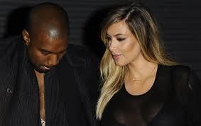 Kanye menace Kim d'annuler le mariage