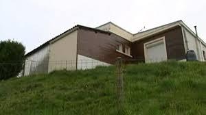 La maison où le gaz radioactif a été détecté