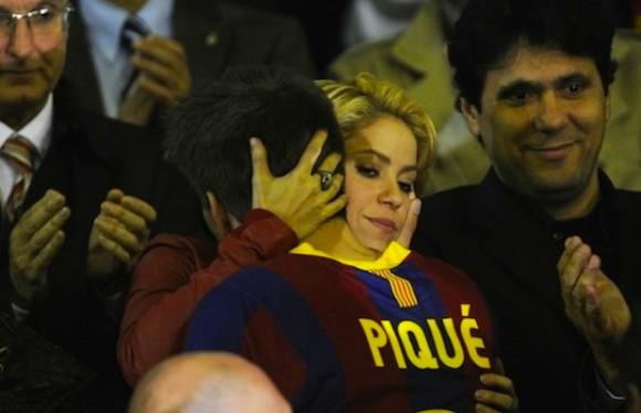 Shakira et Piqué