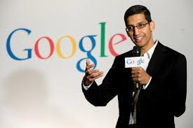 Sundar Pichai dévoile les nouveaux projets de Google