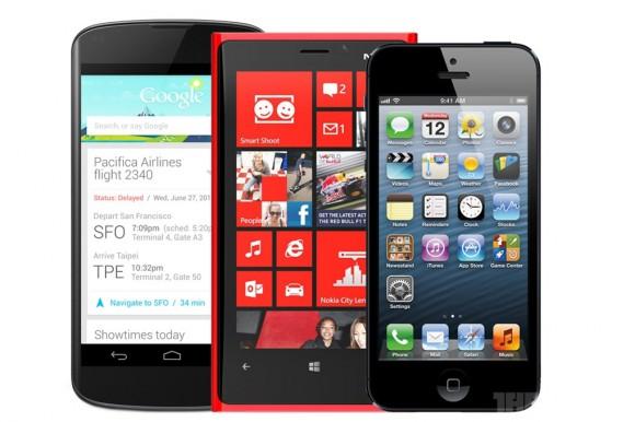 Les smartphones ont changé nos vies.