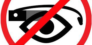 des bars interdisent les Google Glass