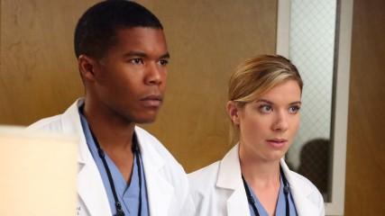 Tessa Ferrer et Gaius Charles (alias, Leah Murphy et Shane Ross)