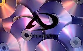 l'Archival Disc disponible en 2015