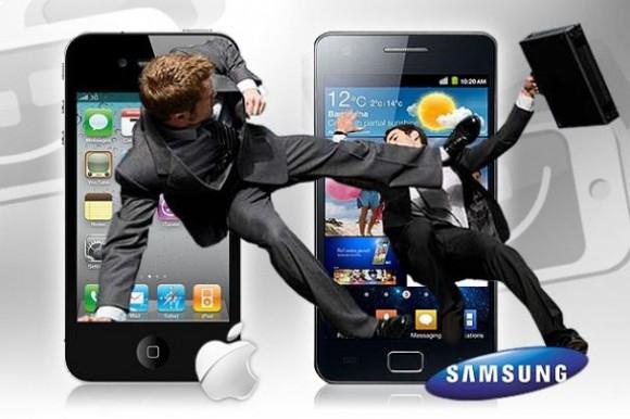 la guerre entre Apple et Samsung continue
