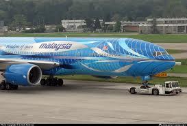 perte de contact avec le boeing 777-200
