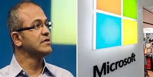 premier choix stratégique de Satya Nadella nouveau patron de Microsoft