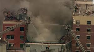 Explosion New York