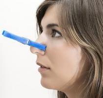un analyseur de mauvaise haleine