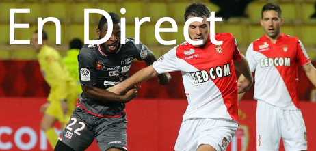 Match AC Ajaccio AS Monaco en direct