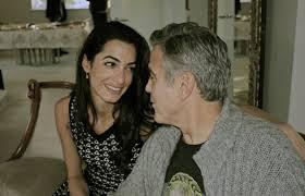 Amal Alamuddin et George Clooney se sont fiancés