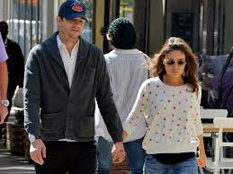 Ashton Kutcher et Mila Kunis enceinte