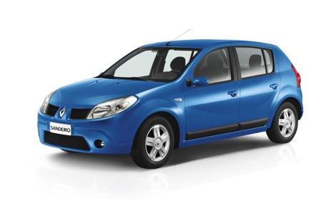 Dacia s'accapre de plus en plus de parts de marché