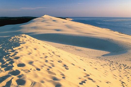 Des trésors se cachent sous le sable