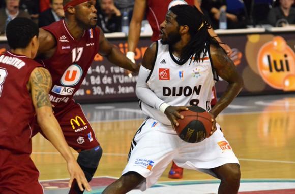 Basket Pro A : Dijon - Strasbourg