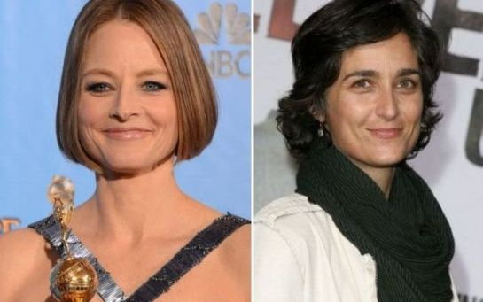 Jodie Foster et sa compagne Alexandra Hedison