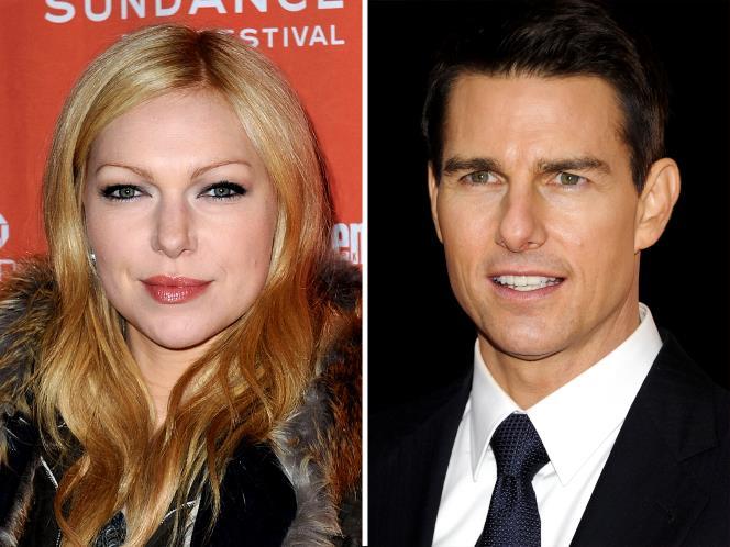 Laura Prepon et Tom Cruise