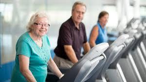 L'exercice aérobie est favorable aux  femmes âgées