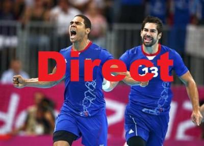 Match France Danemark Handball Streaming