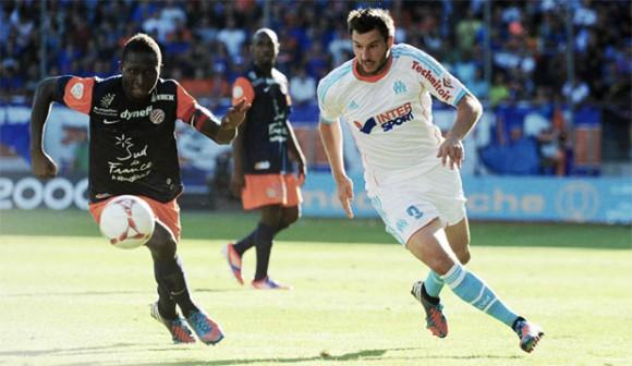 Match Montpellier - Marseille en Direct