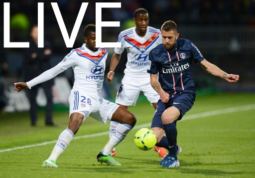 Match OL PSG en direct