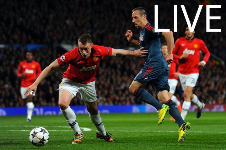 Match Bayern Manchester