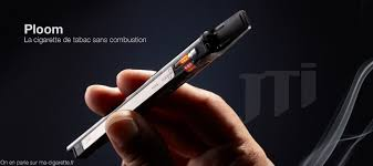 la cigarette Ploom n'est pas une cigarette électronique