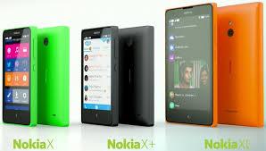 le Nokia X est disponible en France