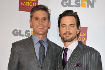 le couple  Simon Halls et Matt Bomer
