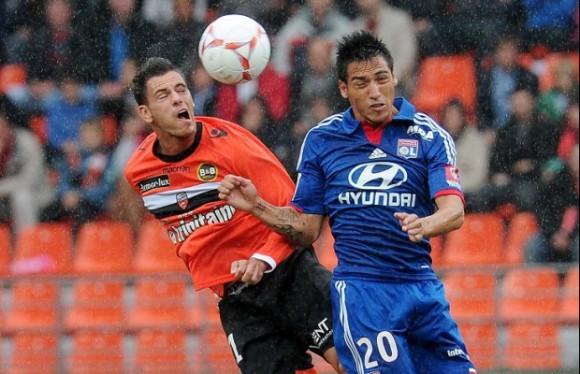 Match Olympique Lyon - FC Lorient en direct