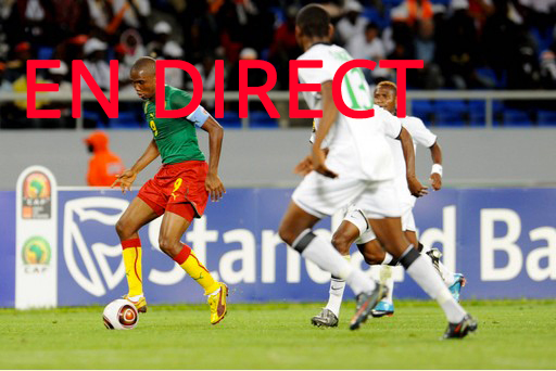 Match Cameroun - Paraguay en direct Tv et Streaming sur Internet