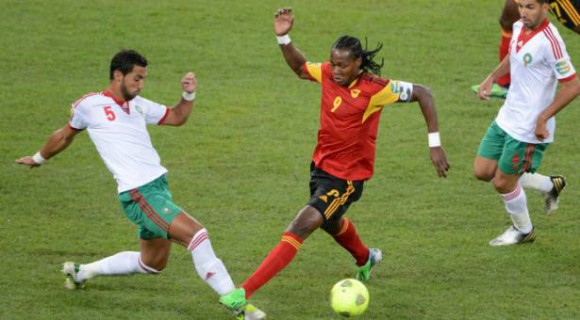 Match Angola - Maroc en direct Tv et streaming