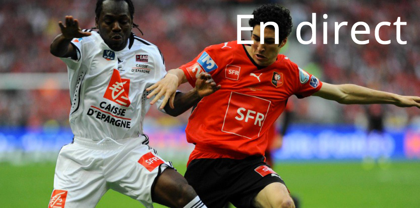 Match Rennes - Guingamp
