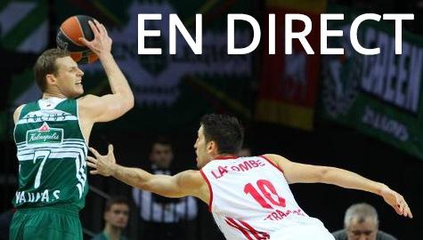 Match Basket Pro A: Strasbourg - Limoges en direct Tv
