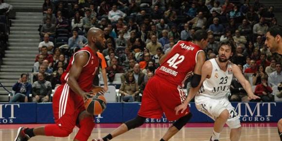 Basket Pro A : Strasbourg - Nancy en direct