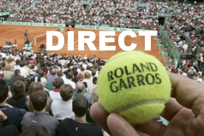 Streaming Roland Garros 2014 Match de Tennis en direct