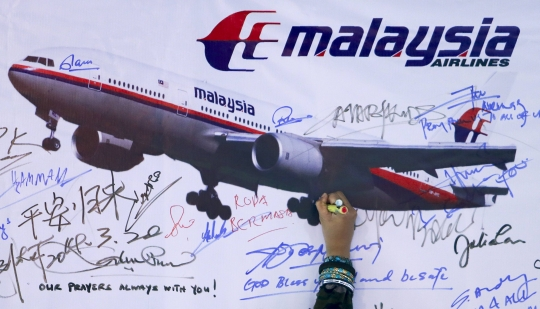 la disparition tragique du vol MH370