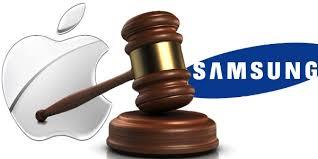 la lutte acharnée entre Apple e Samsung
