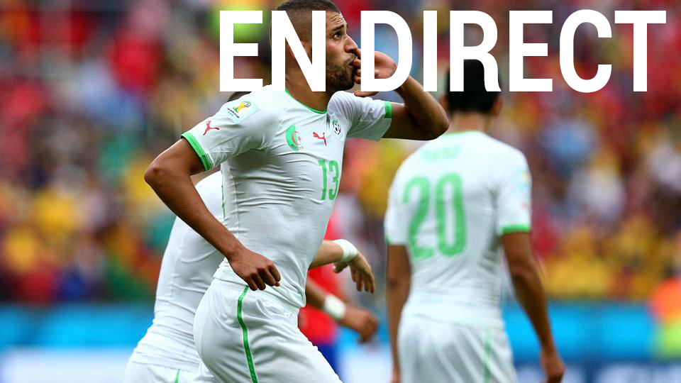 Match Allemagne Algérie en direct live streaming sur Internet