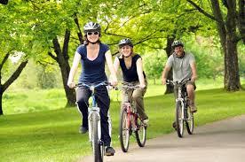 Faire du vélo augmente le bonheur