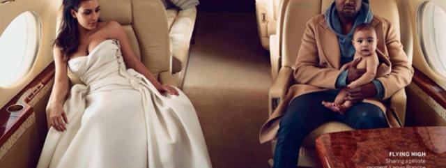 Kim Kardashian est stricte avec sa fille