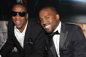 Les choses ne vont pas aussi bien entre kanye West et Jay-z