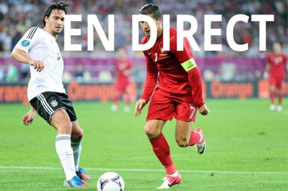 Match Allemagne Portugal en direct tv et streaming sur Internet