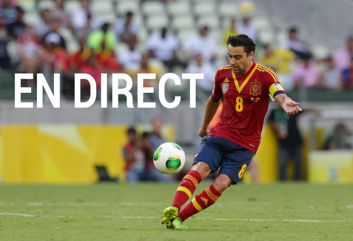 Match Espagne Chili en direct tv et streaming sur Internet