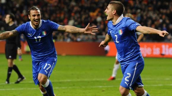 Match Italie Costa Rica en direct tv et streaming sur Internet live