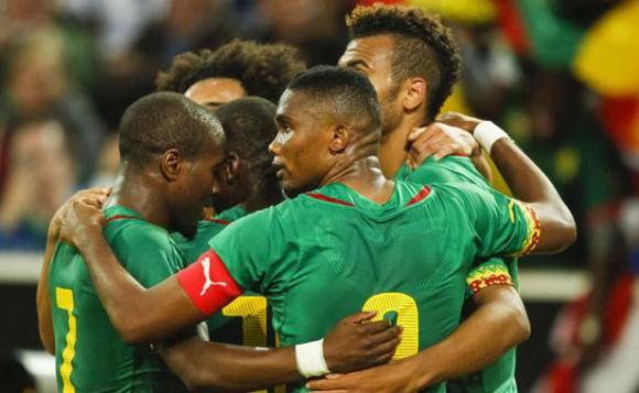 Mexique - Cameroun